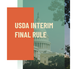 US Hemp Roundtable Responds To  USDA's Interim Final Rule on Hemp