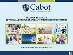 Press Release: Cabot Wealth Management Upped Gw Pharmaceuticals Plc (GWPH) Stake by $914,524; Share Price Declined; Unitedhealth Group (UNH) Holder New England Investment & Retirement Group Has Raised Stake