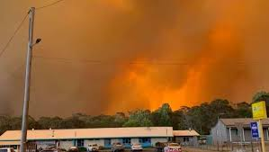 Australia: Man charged for lighting NSW bushfire to protect cannabis crop