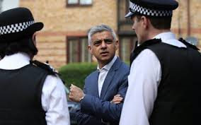 London Mayor Sadiq Khan says it is time for cannabis rethink to cut violent crime in UK  capital