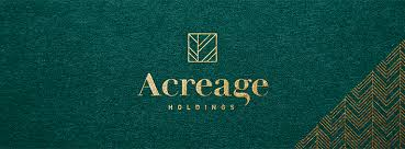 Acreage Holdings Announces Agreement to Acquire Compassionate Care Foundation of New Jersey
