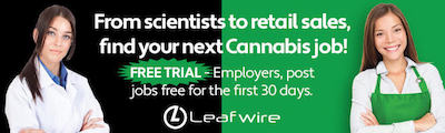 Leafwire Launch USA Cannabis Jobs Board
