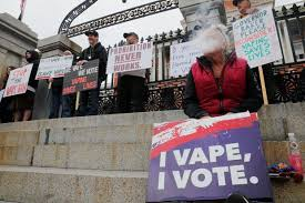 MA Judge Orders Vape Ban Lifted For Medical Marijuana Users, CCC Agrees