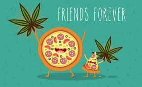 Weekend Story: Drug smugglers caught hiding cannabis in stacks of pizza cheese + Bonus story, Irish smugglers try to hide it in the veggies.