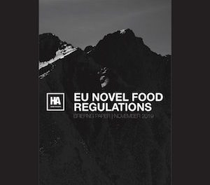 Hanway Publish EU Novel Food Regs – Report