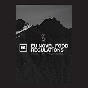 Hanway Publish EU Novel Food Regs – Report