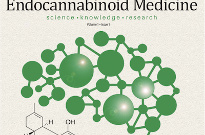 Introducing AJEM- The American Jnl Of Endocannabinoid Medicine – Read Issue 1 For FREE