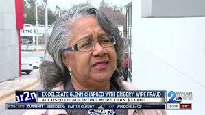 Unsealed Charges Reveal Baltimore Democrat Cheryl Glenn, Has Been Charged With Bribery Over State Medical Cannabis Licenses