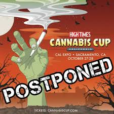 "Will Cannabis Cup Ticket Holders be Reimbursed By High Times After Halloween Cannabis Cup ""postponement"""