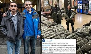 NY Hemp Arrestee, Ronan Levy, Seeks $10 Million Compensation From NYPD