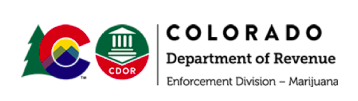 CO: Department of Revenue's Marijuana Enforcement Division Provides Update On Medical Cannabis Delivery Services Rules & Regs