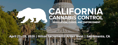 California Cannabis Control Summit April 22-23 2020