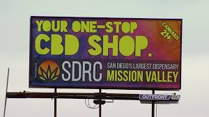San Diego City Council sets limits on cannabis billboards