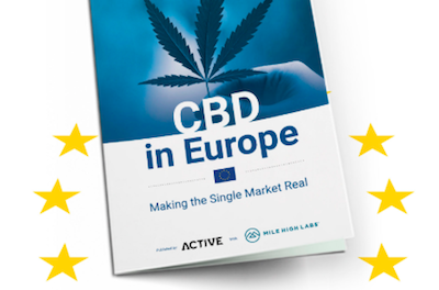 "ACTIVE Publish ""CBD in Europe"" Report"