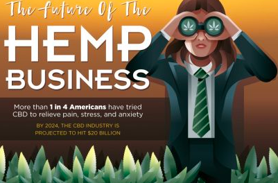 Infographic: The Future Of The Hemp Business