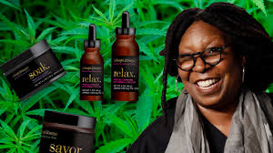 """Not"" Made In America…..Whoopi Goldberg's cannabis company is no longer"