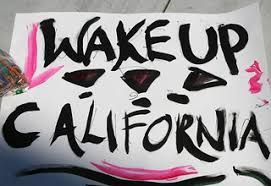 Wake Up California !