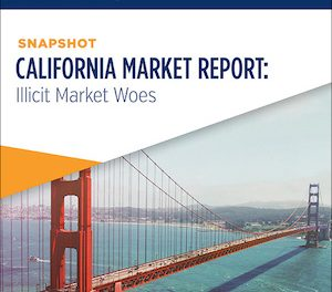 MJ Biz Publish New Report: California Market Report – Illicit Market Woes
