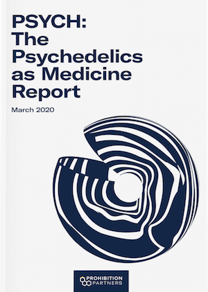 Prohibition (UK) Publish…. PSYCH: THE PSYCHEDELICS AS MEDICINE REPORT