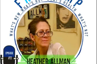 Heather Allman Podcast – Listen Via You Tube