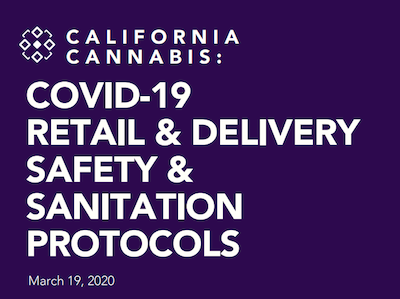 "Resource: CA Company Meadow Publish Guidelines For ""Covid-19 Retail & Delivery Safety & Sanitation Protocols"