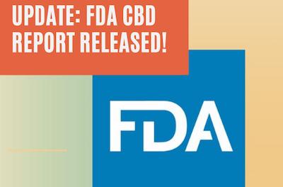 US Hemp Roundtable Analysis Of  FDA CBD Report To Congress