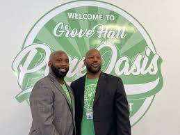 Boston's First Adult Use Dispensary Opens