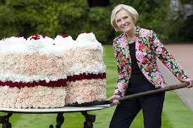 UK: Cultural cake icon Mary Berry  'appalled' her name is being used to promote cannabis oil products