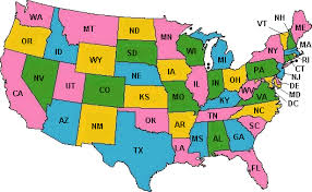 USA: State By State Update