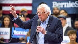 Bernie…. Can he can't he.