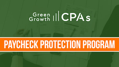 """Resource – Video: Green Growth (LA) provide information about the """" Paycheck Protection Program"""""""