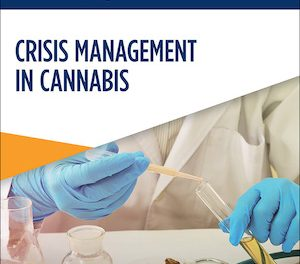 "MJ Biz Publish Free Report, ""Crisis Management In Cannabis"""