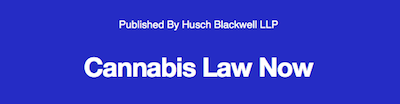 HB Analysis of Recent COVID-19 Announcements by the State of Colorado and the Marijuana Enforcement Division