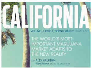 WeedWeek To Publish Guide to the California Cannabis Industry
