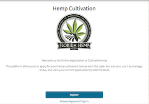 Florida Launches Hemp Cultivation  Online Application Portal