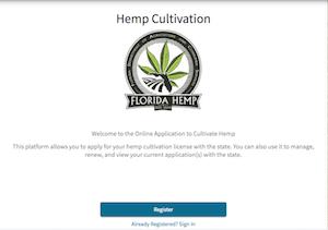 Florida Launches Hemp Cultivation  Online Application Portal