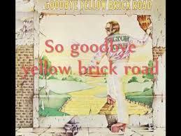 Goodbye Vertical Integration …. Goodbye Yellow Brick Road