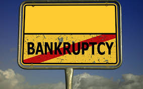 Bankruptcies Start To Bubble Up & Investment On The Wane