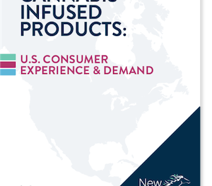 New Publication: New Frontier Data and SoRse Technology present, Cannabis-Infused Products: U.S. Consumer Experience & Demand, Volume I.