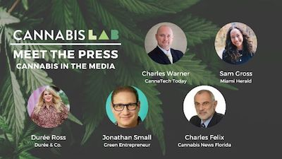 Cannabis Lab – Meet The Press – Cannabis In The Media
