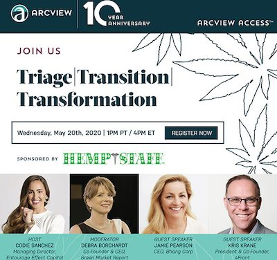 Arcview Access™ – Transformation from COVID: Emergence of the New Normal