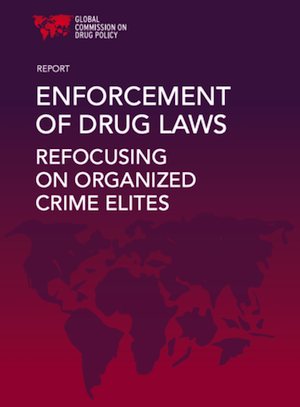 New Publication: Enforcement of drug laws: refocusing on organized crime elites