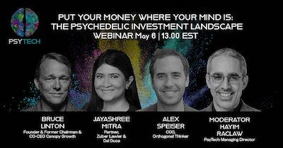 The Psychedelic Investment Landscape
