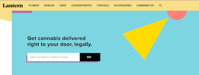 Marijuana delivery in Massachusetts: Team from alcohol delivery site Drizly launches Lantern, e-commerce cannabis site