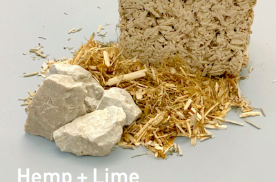 Forthcoming Title: Hemp + Lime Examining the Feasibility of Building with Hemp and Lime