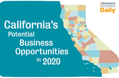 MJ Biz Slide Show On Cannabis Licensing Opportunites in 13 CA Cities/Counties