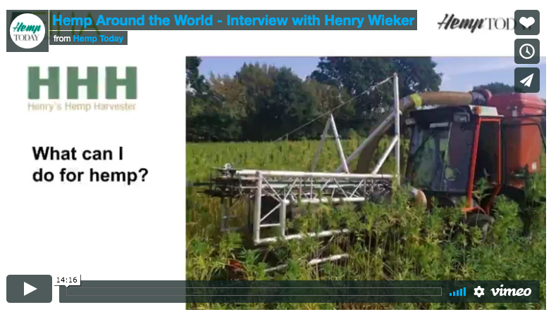 Podcast: Hemp Farming In Germany, And A Review Of