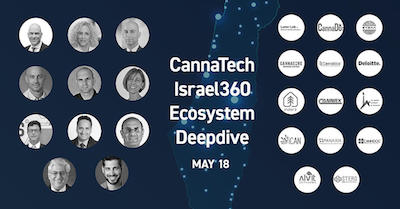 CannaTech Israel 360 A Virtual Tour of the Israeli Cannabis Ecosystem