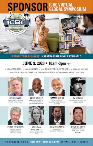 Virtual Global Symposium – International Cannabis Business Conference