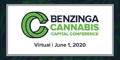 2020 Benzinga Virtual Cannabis Capital Conference